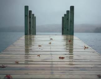 独木桥图片