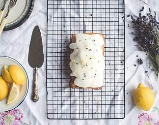 自制早餐奶油面包图片