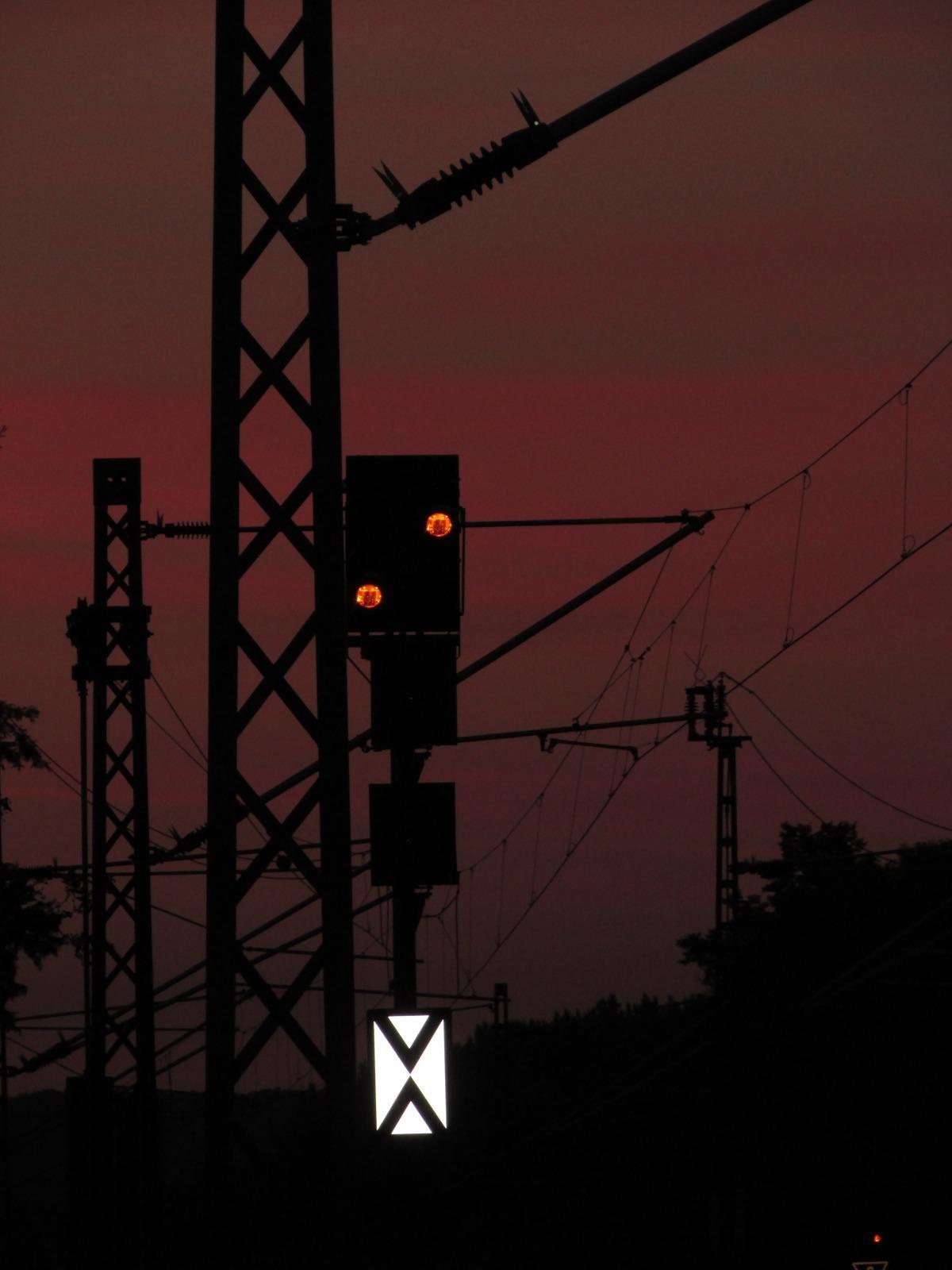 交通灯背景图片